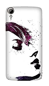SWAG my CASE PRINTED BACK COVER FOR HTC DESIRE 828 Multicolor