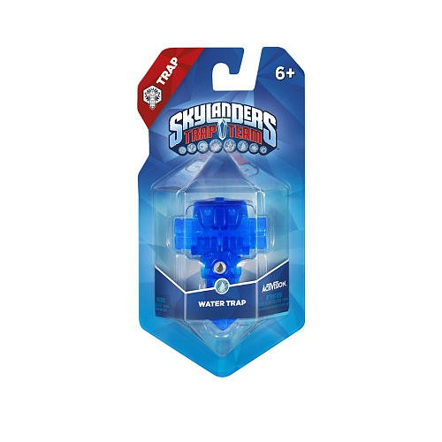 Skylanders Trap Team Trap Crystal Water Logholder
