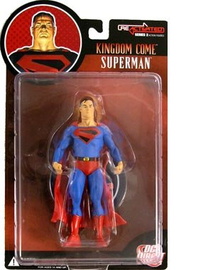 Picture of DC Comics Reactivated! Series 2: Kingdom Come Superman Action Figure (B000S2II54) (Superman Action Figures)