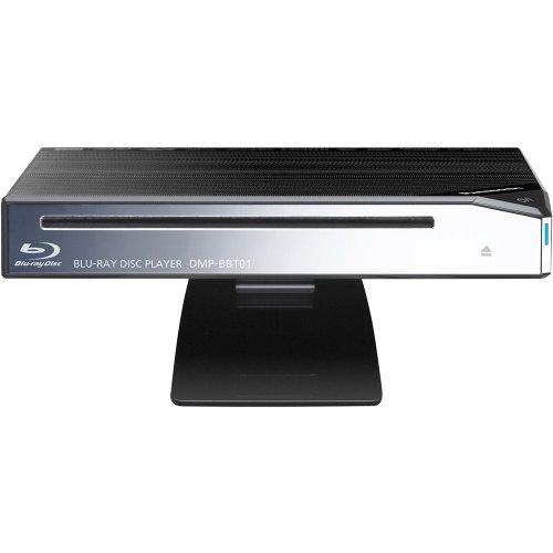 Panasonic DMP-BBT01 Integrated Wi-Fi Slim, Stylish 3D Blu-Ray DVD Player