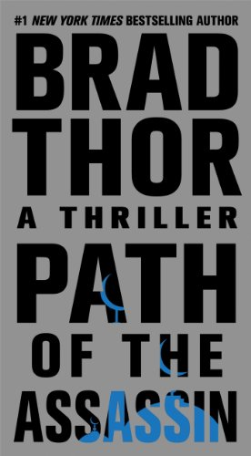 Path Of The Assassin Brad Thor 9781451608274