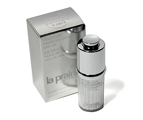 La Prairie Cellular Swiss Ice Crystal Dry Oil Deluxe Travel Size 5ml.