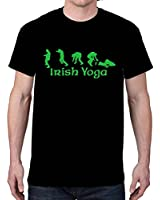 Men's IRISH YOGA T-shirt