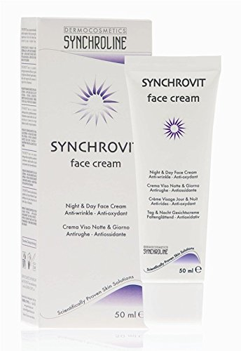 crema antirughe synchrovit face cream 50 ml