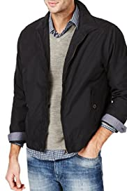 Classic Collar Harrington Jacket with Stormwear? [T16-6317M-S]