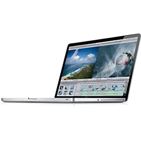 Apple MacBook Pro 2.66GHz Core 2 Duo/17