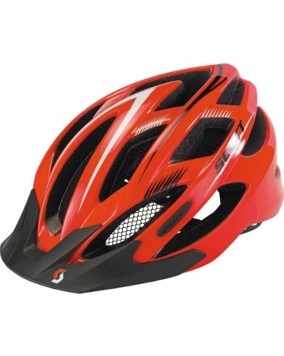 Scott Herren Helm Watu, red, 54-61 cm, 218640