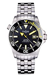 Davosa Argonautic Men's Automatic Divers Watch 16149870 With Helium Valve And Screw Down Crown