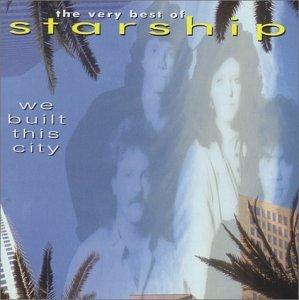Jefferson Starship - The Very Best of Starship - Zortam Music