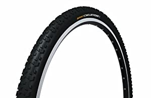 Continental Cyclocross Plus Reflex Urban Bicycle Tire (700x35, Wire Beaded)