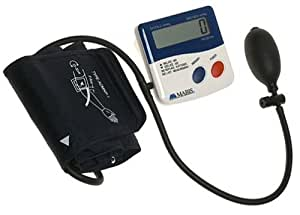Mabis 04-203-001 Digital Manual Blood Pressure Monitor