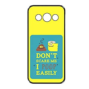 Vibhar printed case back cover for Samsung Galaxy E5 IEasily