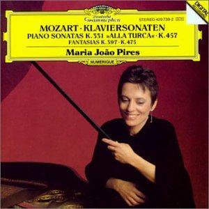 Ecoute comparée - Mozart: Sonate n°11, K.331 41AG476TFHL
