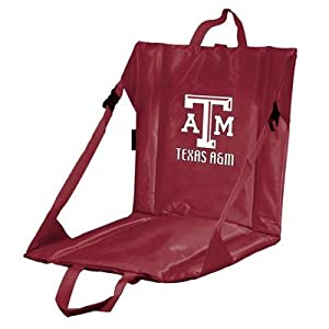 Logo Chairs 219-80 Collegiate Stadium Seat - Texas A And M by Logo Chairs