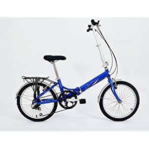 Verso Cologne 7-Speed Folding Bike