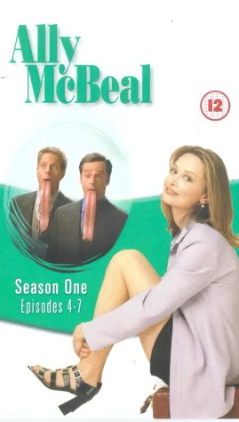 Ally Mcbeal Season 1 Tp.2 [VHS] [1998]