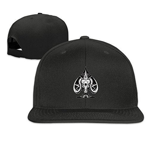 Vintage Ace Of Spades Devil Goat Skull Trucker Hats Snapback (Good Devil Mesh compare prices)
