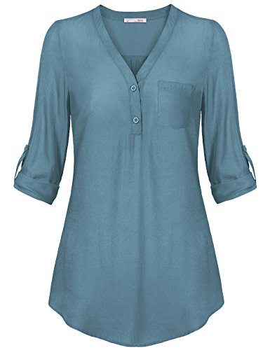 Top best 5 cheap wrinkle free shirts for women for sale for Wrinkle free shirts for women