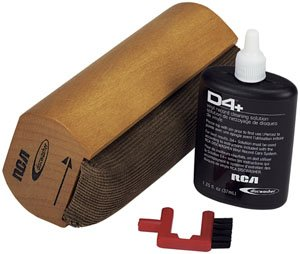 Learn More About RCA RD-1006 Discwasher Vinyl Record Care System