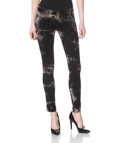James Jeans Women's Trixie Skinny Jean  - Swat Dye
