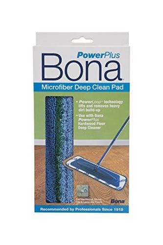 Hardwood Power Plus Deep Cleaning Pad (Bona Floor Dust Mop compare prices)
