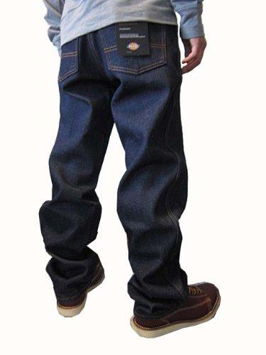 Amazon.co.jp: (ディッキーズ) Dickies #9393 レギュラーフィットジーンズ・ノンウォッシュ 【並行輸入品】: 服&ファッション小物通販