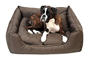 Wolfybeds Waterproof Luxury Dog Bed Size Large from Wolfybeds