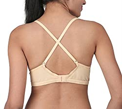 BODYCARE Soft Support Padded Strapless Bra ( Bodycare-1574_45_Skin_38 B)