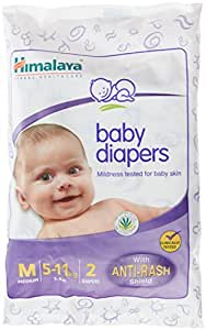 Himalaya Medium Size Baby Diapers