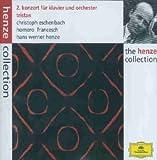 Henze: Piano Concerto No. 2; Tristan; Ballet Variations; Tientos