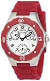 Invicta Womens 0701 Angel Collection Cranberry Multi-Function