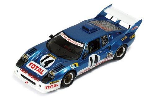 Ligier JS2 - Le Mans 1974 - #14 G. Chasseuil/ M. Leclere 1:43