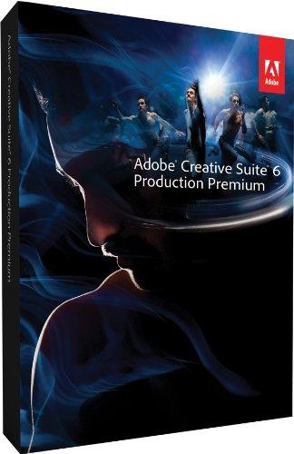 Adobe Retail CS6 Production Premium  Mac - 1 User