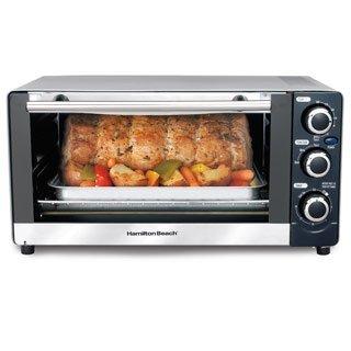 6 Slice Toaster Oven On Sale