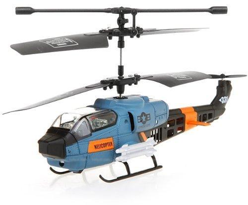 New VENUS 331 Cobra 3ch RC mini Helicopter w/Gyro