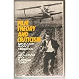 Film Theory and Criticism: Introductory Readings, Third Edition (0195035739) by Gerald Mast
