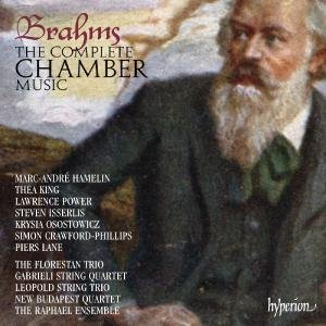 Brahms: The Complete Chamber Music [Box Set]