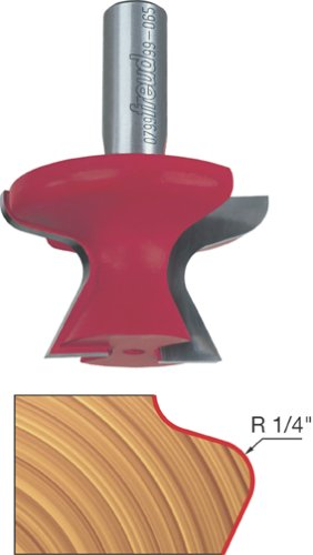 freud finger pull door lip router bit with 12inch