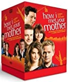 How I met your mother, Saisons 1 à 4 + Le Bro code - Coffret 12 DVD