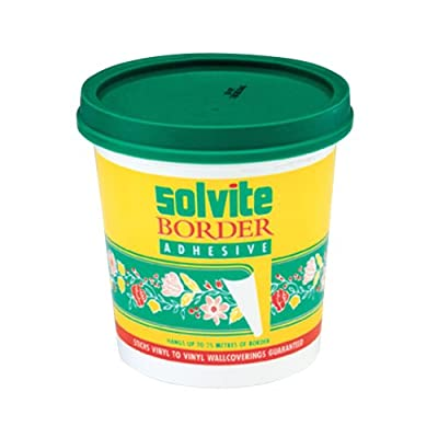 Solvite Ready Mixed Overlap and Border Adhesive (Hangs up to 25 Metres) from Henkel