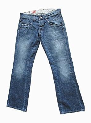 G-Star raw mens radar straight FO mens jeans 50911.3949.89 otisco denim dark aged pants made in italy