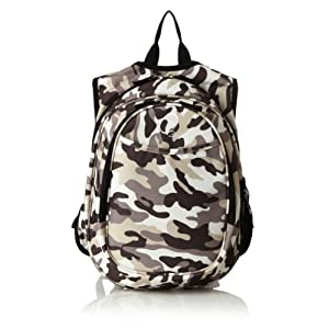 O3 Kid's All-in-One Pre-School Backpacks Camo