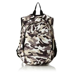 O3 Kid's All-in-One Pre-School Backpacks Camo