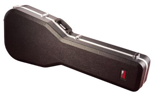 Gator deluxe ABS guitar hard case. Suits most Gibson/Epiphone SG shaped electric guitars.