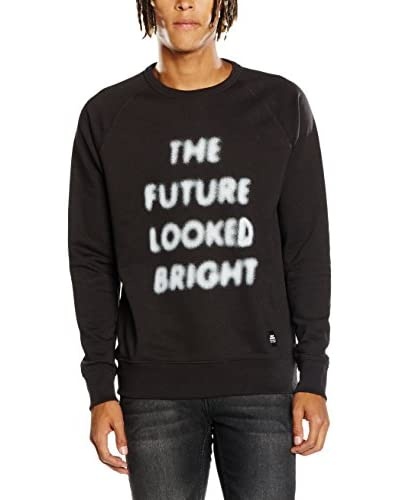 Cheap Monday Sweatshirt Rules Sweat Future vintage schwarz
