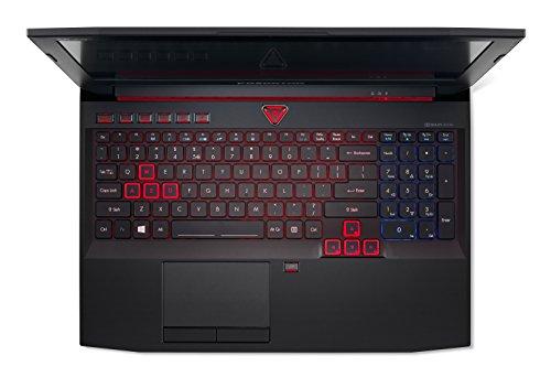 Acer 156 inches predator notebook g9 591 intel i5 6300hq 16 gb 1 tb hdd 128gb ssd windows 10 nvidia gtx970m black