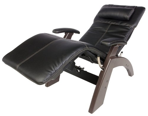Human Touch PC-300 Perfect Chair Electric Power Recline Wood Base Zero-Gravity Recliner