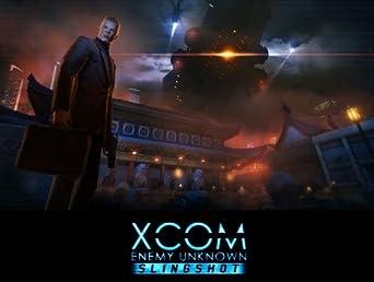 XCOM: Enemy Unknown - Slingshot Pack DLC [PC Steam Code]