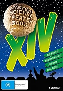 Mystery Science Theater 3000 XIV (4DVDS) (NTSC) (REGION 0)