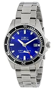 Invicta Women's 15136SYB Pro Diver Blue Dial Stainless Steel Watch